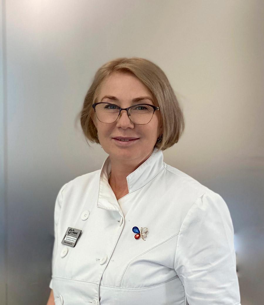 стоматолог-терапевт, главный врач клиники ДАША Павловская Татьяна Любомировна