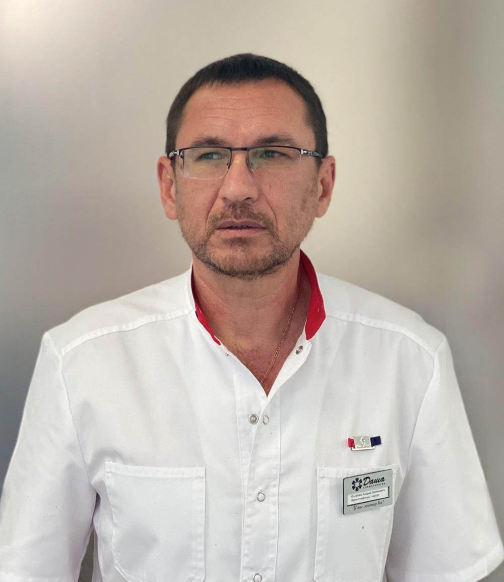 челюстно-лицевой хирург, имплантолог Полетаев Андрей Леонидович в Волгограде в клинике ДАША