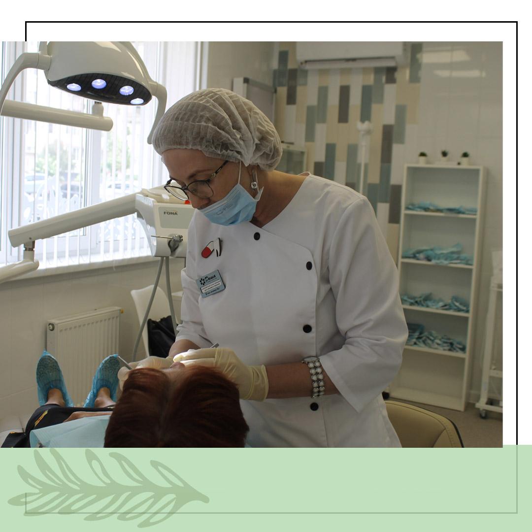 лечение зубов в Волгограде в стоматологии ДАША на Спартановке по адресу ул. Кастерина, 5