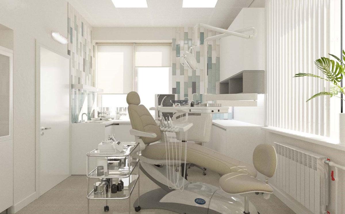 лицензированный кабинет клиники ДАША в Волгограде для проведения стоматологических операций