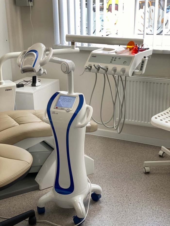 аппарат для отбеливания зубов beyond в Волгограде в стоматологии ДАША