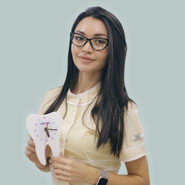 стоматолог-ортодонт в Волгограле в клинике ДАША Соловова Нелли Рашидовна