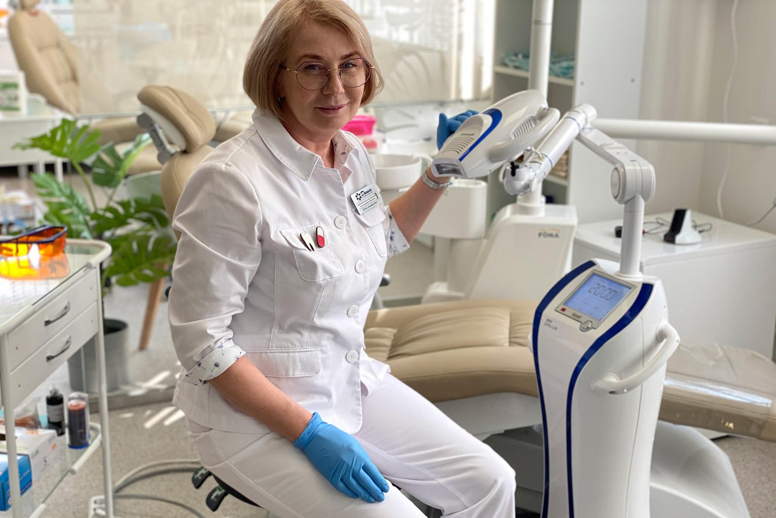 Лечение зубов в Волгограде в клинике Даша